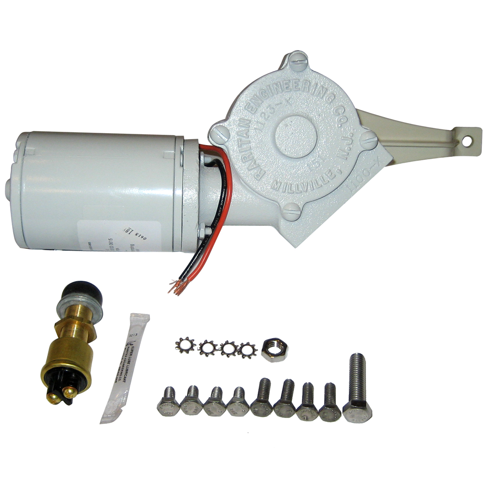 Electric Outboard Motor Kit: Raritan PHII Conversion Kit