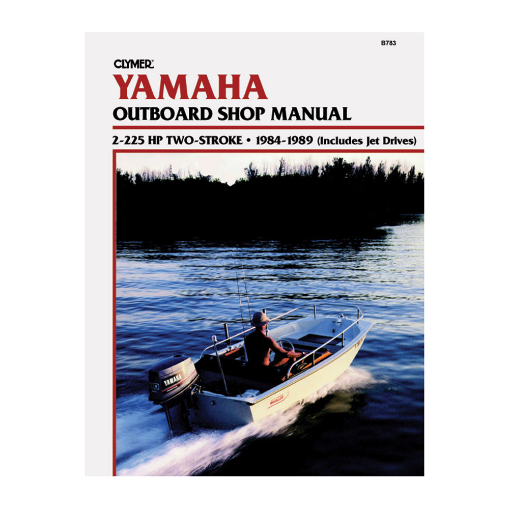 yamaha 30 hp 2 stroke service manual